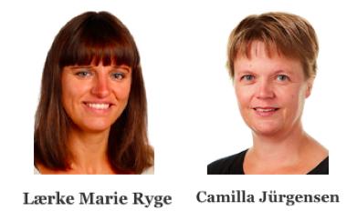 Forfattere: Lærke Marie Ryge og Camilla Jürgensen